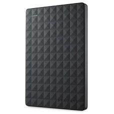 Внешний жесткий диск SEAGATE Expansion STEA500400, 500Гб, черный