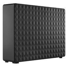 Внешний жесткий диск SEAGATE Expansion STEB2000200, 2Тб, черный