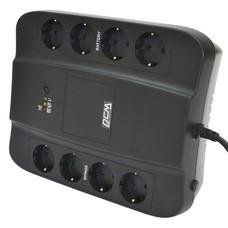 Источник бесперебойного питания Powercom Spider SPD-650E 390Вт 650ВА черный
