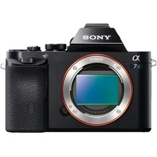Фотоаппарат SONY Alpha ILCE-7S body, черный [ilce7sb.cec]