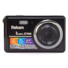 Фотоаппарат Rekam iLook S950i черный 21Mpix 2.7
