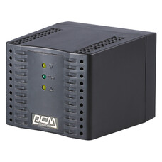 Стабилизатор напряжения POWERCOM TCA-3000 черный