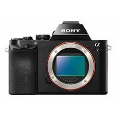 Фотоаппарат SONY Alpha A7 body, черный [ilce7m2b.cec]