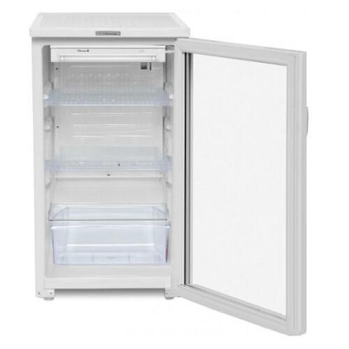 Холодильная витрина САРАТОВ 505 (КШ-120), однокамерный, белый