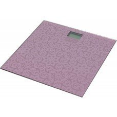 Напольные весы SINBO SBS 4430, до 150кг, цвет: пурпурный