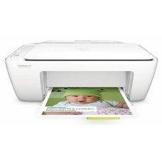 МФУ струйный HP DeskJet 2130, A4, цветной, струйный, белый [k7n77c]