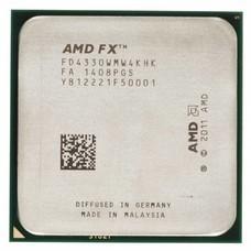 Процессор AMD FX 4330, SocketAM3+ OEM [fd4330wmw4khk]