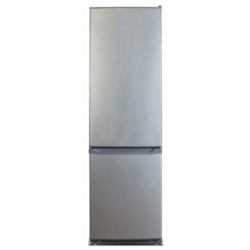 Холодильник NORD NRB 120 332, двухкамерный, серебристый