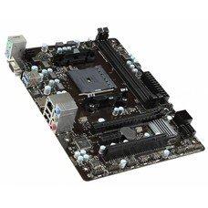 Материнская плата MSI A68HM-E33 V2, Socket FM2+, AMD A68H, mATX, Ret