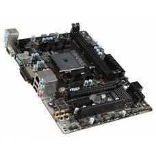 Материнская плата MSI A68HM-P33 V2, Socket FM2+, AMD A68H, mATX, Ret