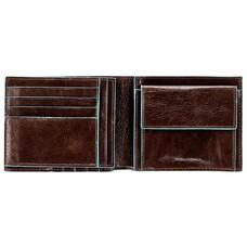 Кошелек мужской Piquadro Blue Square PU1240B2/MO коричневый натур.кожа
