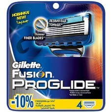 Сменная кассета Gillette Fusion ProGlide для бритв