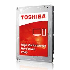 """Жесткий диск TOSHIBA P300 HDWD105UZSVA, 500Гб, HDD, SATA III, 3.5"""""""