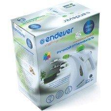Отпариватель ENDEVER Q-410, белый / зеленый [60094]