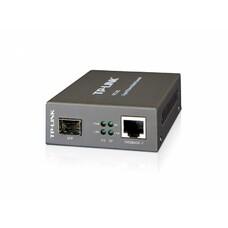 Медиаконвертер TP-Link MC220L 1000Mbit RJ45 SFP MiniGBIC IEEE 802.3ab IEEE 802.3z