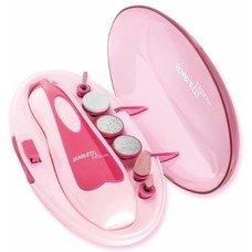 Маникюрный набор Scarlett SC-MS95006 насадок в компл.:6шт (подсветка) розовый