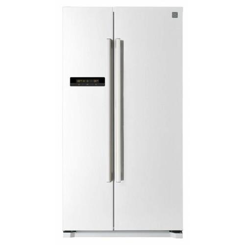 Холодильник DAEWOO FRN-X22B5CW, двухкамерный, белый