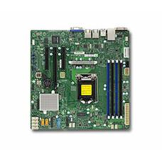 Серверная материнская плата SUPERMICRO MBD-X11SSL-F-O, Ret