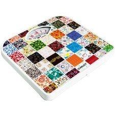Напольные весы SCARLETT SC-BS33M041, до 130кг, цвет: рисунок/мозайка [sc - bs33m041]
