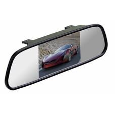 "Зеркало заднего вида с монитором Silverstone F1 Interpower IP Mirror 4,3"" 4.3"" 16:9 480x272 4Вт"