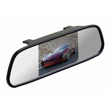 "Зеркало заднего вида с монитором Silverstone F1 Interpower IP Mirror 5"" 5"" 16:9 480x272 4Вт"