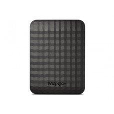 """Жесткий диск Seagate Original USB 3.0 500Gb STSHX-M500TCBM Maxtor 2.5"""" черный"""