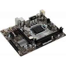 Материнская плата MSI H110M PRO-D, LGA 1151, Intel H110, mATX, Ret