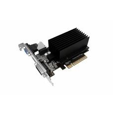 Видеокарта PALIT nVidia GeForce GT 710 , PA-GT710-1GD3H, 1Гб, DDR3, Low Profile, oem [neat7100hd06-2080h bulk]