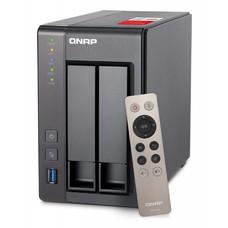Сетевое хранилище NAS Qnap Original TS-251+-8G 2-bay