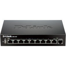 Сетевой экран D-Link DSR-250 10/100/1000BASE-TX
