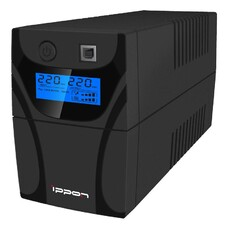 Источник бесперебойного питания IPPON Back Power Pro LCD 500, 500ВA [353901]