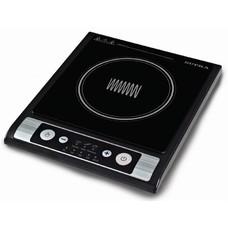 Электрическая плита SUPRA HS-700I, стеклокерамика, индукционная, черный [6831]