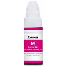 Картридж CANON GI-490M пурпурный [0665c001]