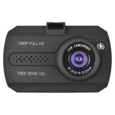 Видеорегистратор DIGMA FreeDrive 105 черный
