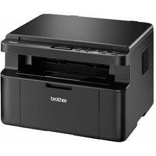 МФУ лазерный BROTHER DCP-1602R, A4, лазерный, черный [dcp1602r1]