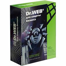 ПО DR.Web Медиа-комплект для бизнеса сертифицированный 10 Box (BOX-WSFULL - 10)