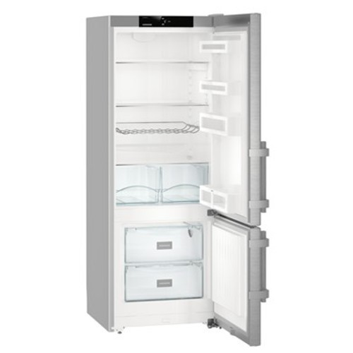 Холодильник LIEBHERR CUef 2915, двухкамерный, нержавеющая сталь [CUEF 2915]