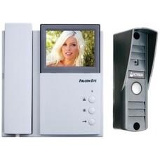 Видеодомофон FALCON EYE FE-4CHP2/AVP-505, ассорти [КОМПЛЕКТ FE-4CHP2/AVP-505]