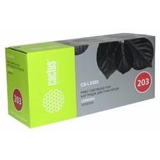 Картридж CACTUS CS-LX203 черный