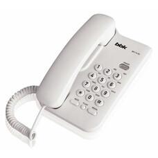 Проводной телефон BBK BKT-74 RU, белый