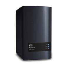 Сетевое хранилище WD My Cloud EX2 Ultra WDBSHB0120JCH-EEUE, 12Тб