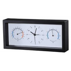 Термометр HAMA TH33-A, черный [00123151]