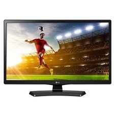 "LED телевизор LG 20MT48VF-PZ ""R"", 19.5"", HD READY (720p), черный"