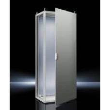 Шкаф электротехнический Rittal 8806.500 45U 800x600мм пер.дв.стал.лист задн.дв.стал.лист без бок.пан. 1500кг серый