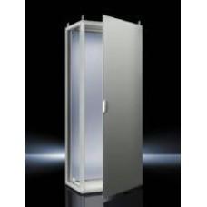 Шкаф электротехнический Rittal 8606.500 45U 600x600мм пер.дв.стал.лист задн.дв.стал.лист без бок.пан. 1500кг серый