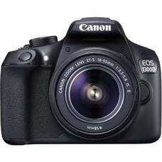 Зеркальный Фотоаппарат Canon EOS 1300D KIT черный 18Mpix 18-55mm f/3.5-5.6 III 3