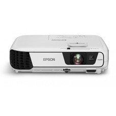 Проектор EPSON EB-S31 белый [v11h719040]