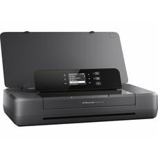 Принтер HP OfficeJet 202, струйный, цвет: черный (аккумулятор в комплекте) [n4k99c]