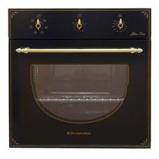 Духовой шкаф ELECTRONICSDELUXE 6006.03 эшв - 008, черный матовый