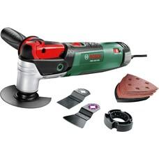 Многофункциональный инструмент Bosch PMF 250 CES 250Вт зеленый/черный